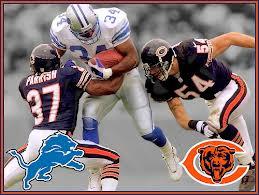 Bears vs Lions