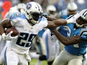 Titans RB DeMarco Murray is No. 2 in NFL rushing after 123 yards in victory over the Jaguars