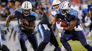Titans RBs DeMarco Murray & Derrick Henry are leading Tennessee's #3 rushing attack & push towards the playoffs & division title