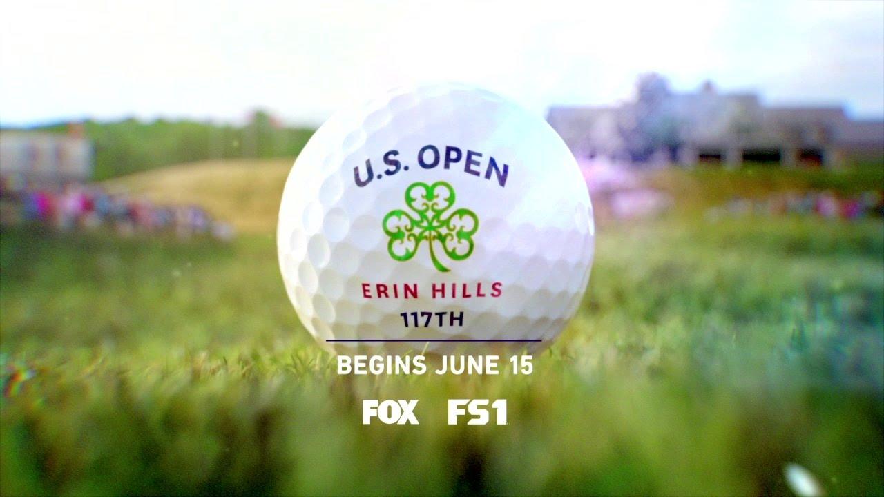 US Open Most Demanding Challenge At Erin Hills VegasSportsZone - Erin hills us open map